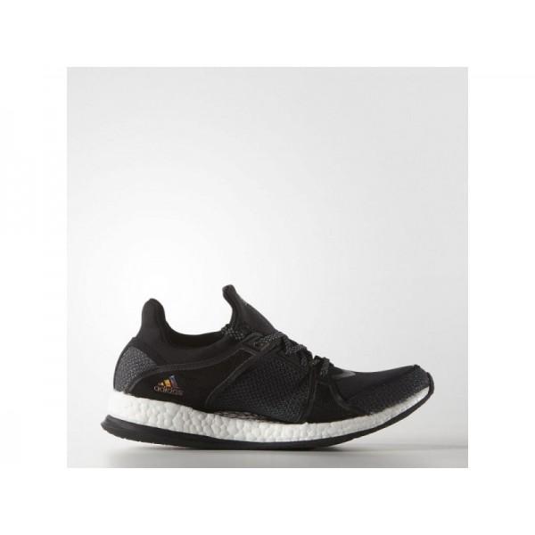 Adidas Pure Boost für Damen Training Schuhe - Black/Onix/Ftwr White