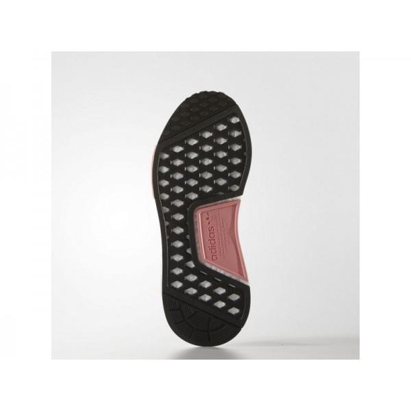 Adidas NMD R1 für Damen Originals Schuhe - Black/Peach Pink