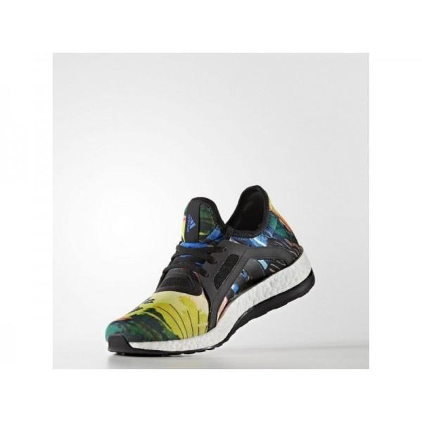 Adidas Pure Boost für Damen Running Schuhe - Black/Black/Blue