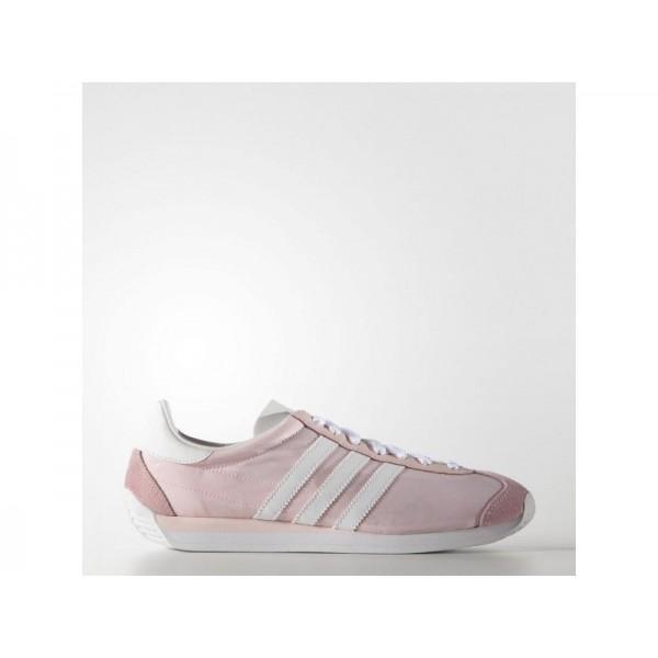 Adidas Damen Country OG Originals Schuhe - Halo Pi...
