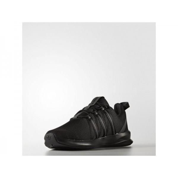 Originalsschuhe Adidas 'Loop Racer' Schwarz/Schwarz für Herren Schuhe