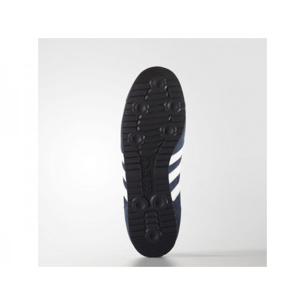 Originalsschuhe Adidas 'Dragon' Dunkelblau/Weiß/Gold Metallic für Herren Schuhe