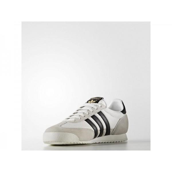 adidas Originals DRAGON Herren Schuhe - Altweiß S15-St/Schwarz/Weiß