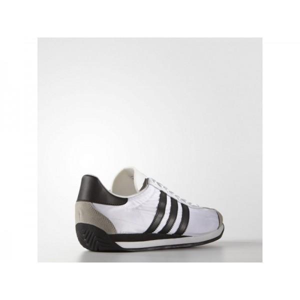 adidas Originals COUNTRY OG Herren Schuhe - Weiß/Schwarz/Fest Grau