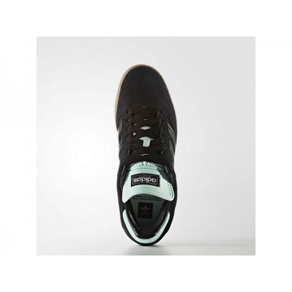 Originalsschuhe Adidas 'Busenitz Pro' Schwarz/Ice Grün F16/Gum4 Schuhe für Herren