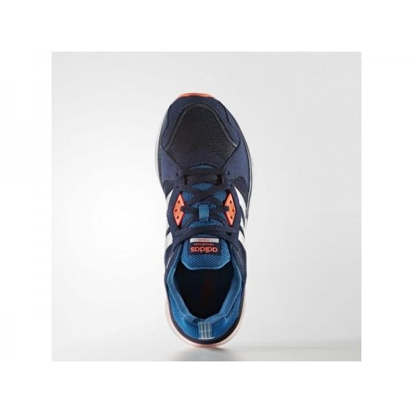 adidas neo Schuhe Adidas 'Cloudfoam Frame' Collegiate Navy/Silber/Blau Unity F16 für Herren Schuhe