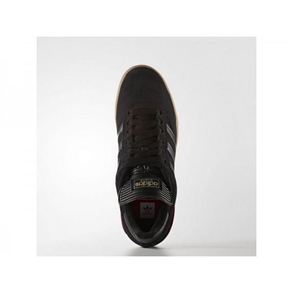 Originalsschuhe Adidas 'Busenitz Pro' Schwarz/Scarlet für Herren Schuhe
