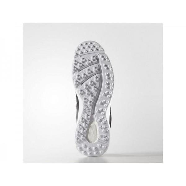 Golfschuhe Adidas 'adipower Sport Boost 2.0' Schwarz/Weiß für Mädchen Schuhe