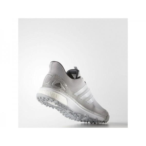 Golfschuhe Adidas 'adipower Sport Boost 2.0' Fest Grau/weiß Schuhe für Mädchen