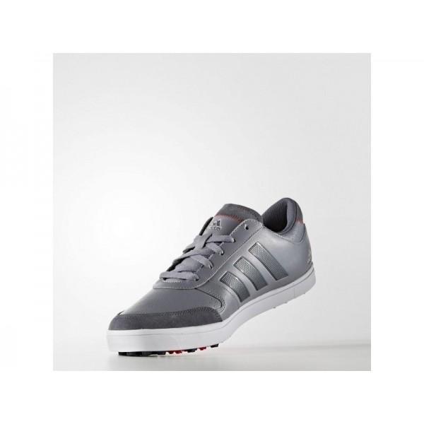 Golfschuhe Adidas 'adicross Gripmore 2.0' Grau/Onix/FTWR Weiß Schuhe für Mädchen