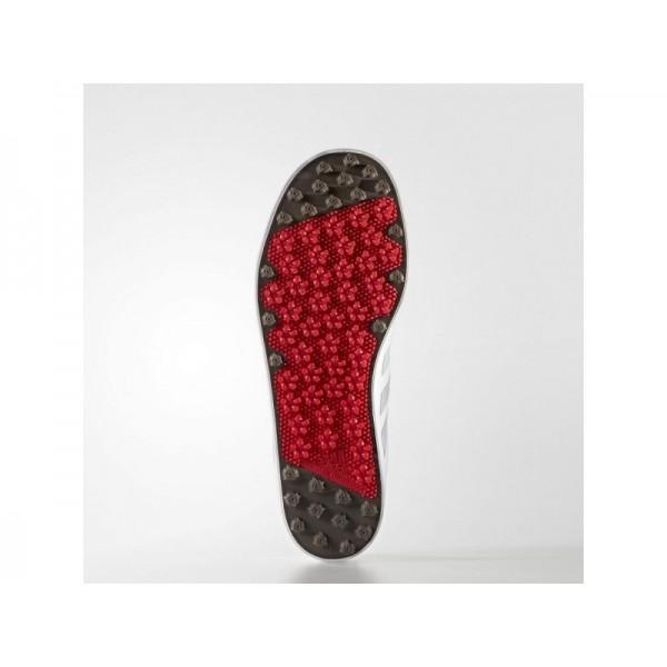 Golfschuhe Adidas 'adicross Gripmore 2.0' FTWR Weiß/Onix/Ray Red F16 Schuhe für Mädchen
