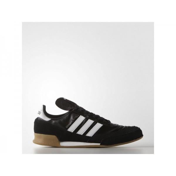 Fußballschuhe Adidas 'Mundial Goal Fußballschuh' Schwarz/Weiß-Core/Weiß Schuhe für Mädchen