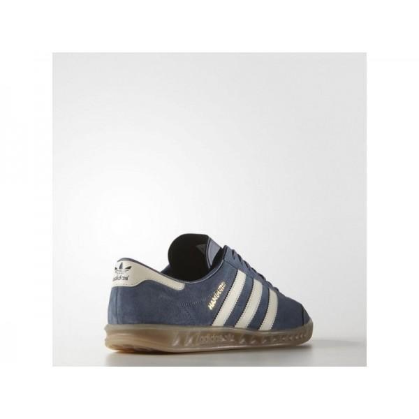 ADIDAS Hamburg für Damen-BA8408-Günstig adidas Originals Hamburg Schuhe