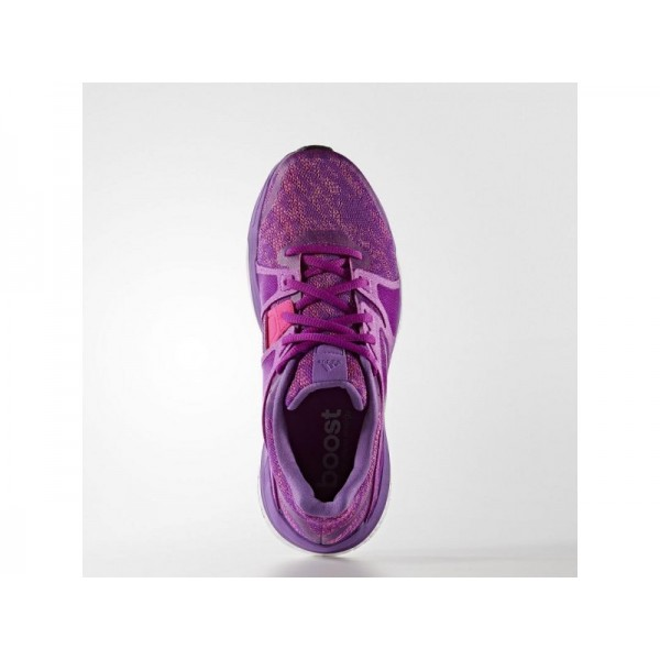 SUPERNOVASEQUENCE 9 adidas Damen Running Schuhe - Shock Lila F16/Silber Met./Shock Rosa S16