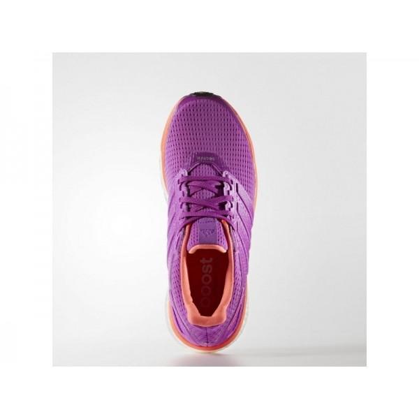 SUPERNOVA GLIDE 8 adidas Damen Running Schuhe - Shock Lila F16/Shock Lila F16/Solar Red