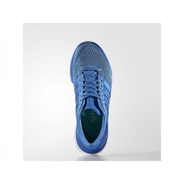 ADIZERO BOSTON 6 adidas Damen Running Schuhe - Ray Blau F16/Ray Blau F16/Bold Blau