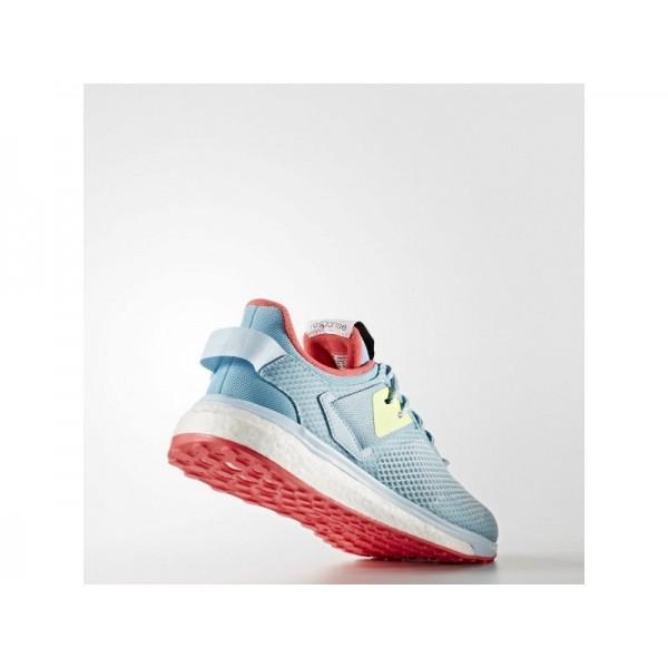 RESPONSE 3 adidas Damen Running Schuhe - Ice Blue F16/Eis-Blau F16/Vapour Blau F16