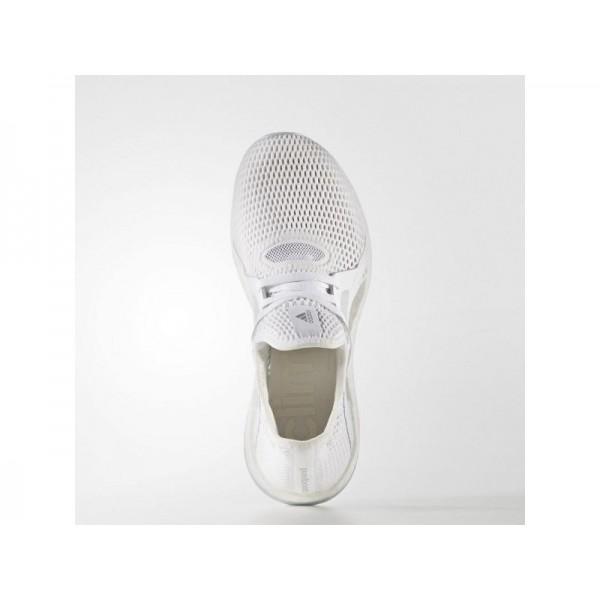 PURE BOOST X adidas Damen Running Schuhe - Ftwr Weiß/Slber Mt./Cear Gau S2