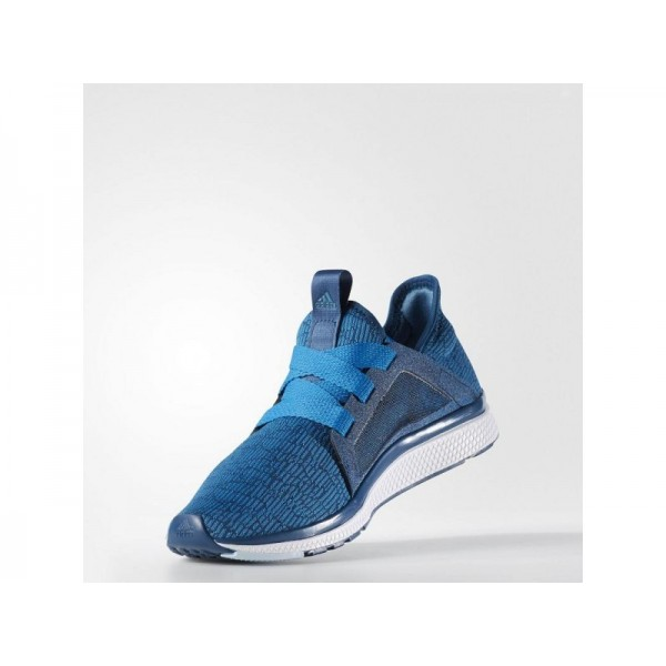 EDGE LUXE adidas Damen Running Schuhe - Unity Blau F16/Eis-Blau F16/F16 Tech Stahl