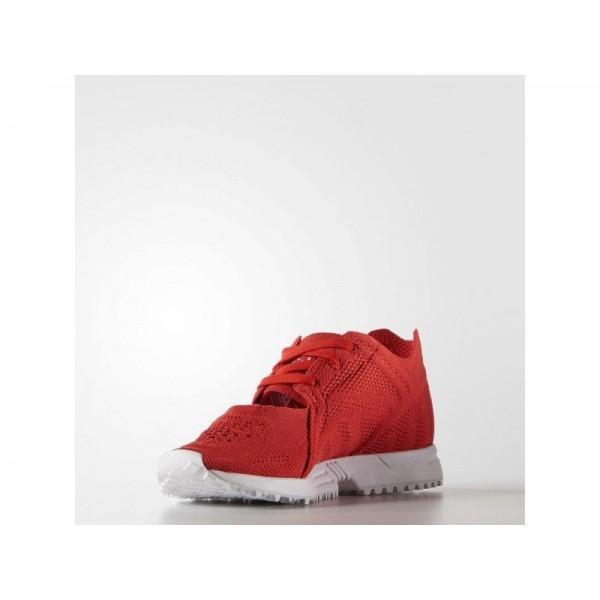 EQT RACING OG PRIMEKNIT adidas Damen Originals Schuhe - Lush Rot/Lush Rot/Weiss