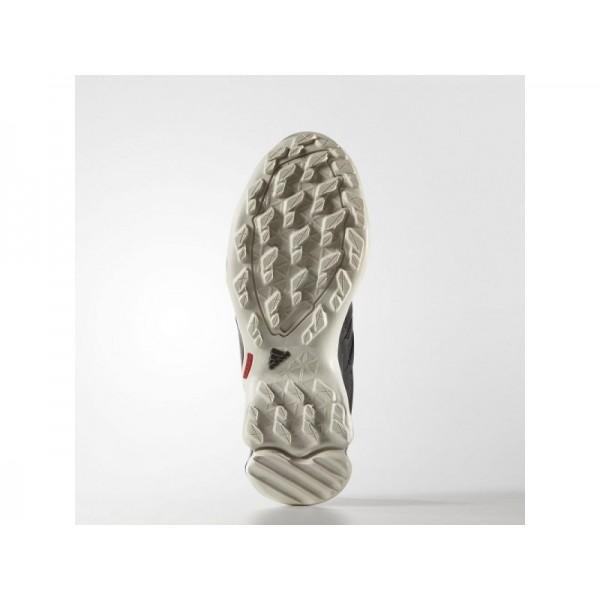 TERREX SWIFT R GTX adidas Damen Outdoor Schuhe - Dunkelgrau/Kern Schwarz/Super Blush S16