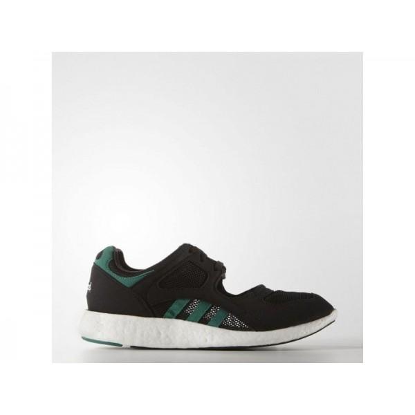 EQT RACING XVI adidas Damen Originals Schuhe - Core-Schwarz/Sub Grün/Weiß