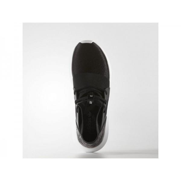 TUBULAR DEFIANT adidas Damen Originals Schuhe - Core-Schwarz/Weiß-Cre