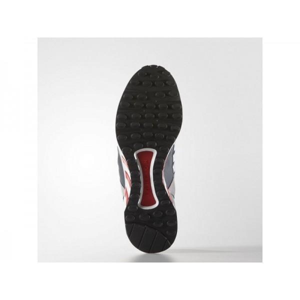 EQT RUNNING CUSHION 93 adidas Damen Originals Schuhe - Core-Schwarz/Weiß/Rt