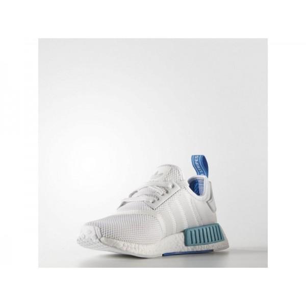NMD R1 adidas Damen Originals Schuhe - Weiß/Bau-Gühen