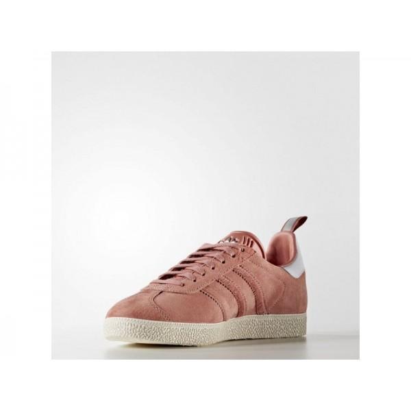 GAZELLE adidas Damen Originals Schuhe - Raw Rosa F15/Raw Rosa F15/Silber Met.