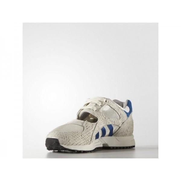 EQT RACING adidas Damen Originals Schuhe - Off Weiß/Bau/Shwarz-Cre