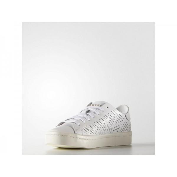 COURT VANTAGE adidas Damen Originals Schuhe - Weiß/Wiß