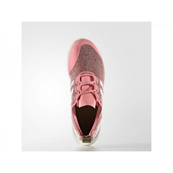 ZX FLUX ADV VERVE adidas Damen Originals Schuhe - Olive Cargo-F16/Kern Weiß/Ry Rsa F6