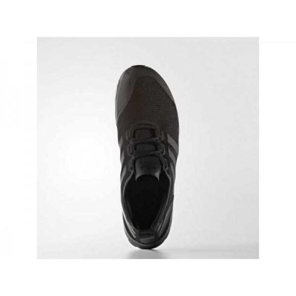 ZX FLUX ADV VERVE adidas Damen Originals Schuhe - Core-Schwarz/Core-Schwarz/Core-Schwarz