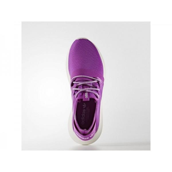 TUBULAR VIRAL adidas Damen Originals Schuhe - Shock Lila F16/Shock Lila F16/Core-Weiß