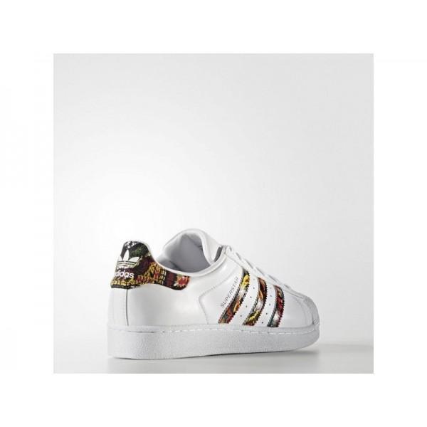 SUPERSTAR adidas Damen Originals Schuhe - Ftwr Weiß/Fwr Wiß/Sid Drapef0F