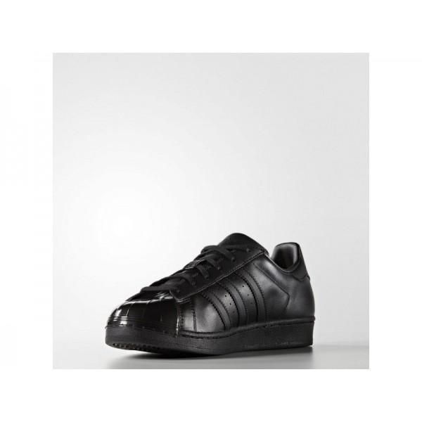 SUPERSTAR adidas Damen Originals Schuhe - Core-Schwarz/Core-Schwarz/Weiß Fwr