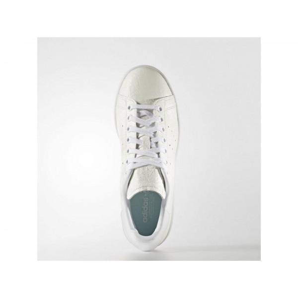 STAN SMITH adidas Damen Originals Schuhe - Ftwr Weiß/Fwr Wiß/Sce Eint T1F