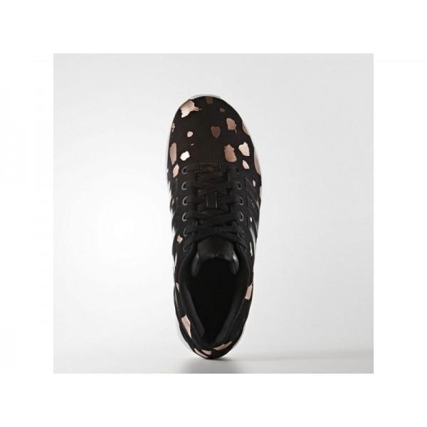ZX FLUX adidas Damen Originals Schuhe - Core-Schwarz/Core-Schwarz/Weiß Fwr