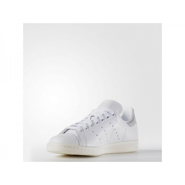 STAN SMITH adidas Damen Originals Schuhe - Ftwr Weiß/Fwr Wiß/Sampf Frün N1F