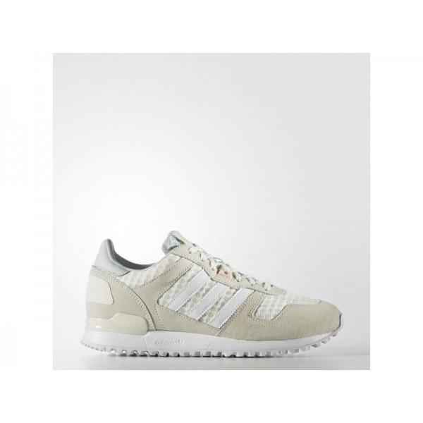 ZX 700 adidas Damen Originals Schuhe - Off White/Ftwr Weiß/Dmpf Gün F6