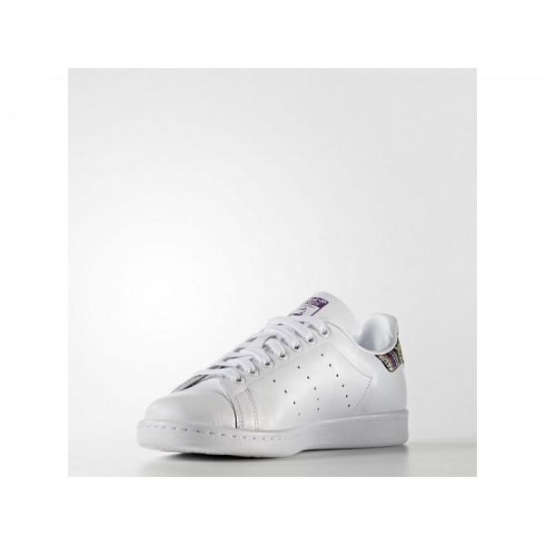 STAN SMITH adidas Damen Originals Schuhe - Ftwr Weiß/Fwr Wiß/Sid Drau U1S