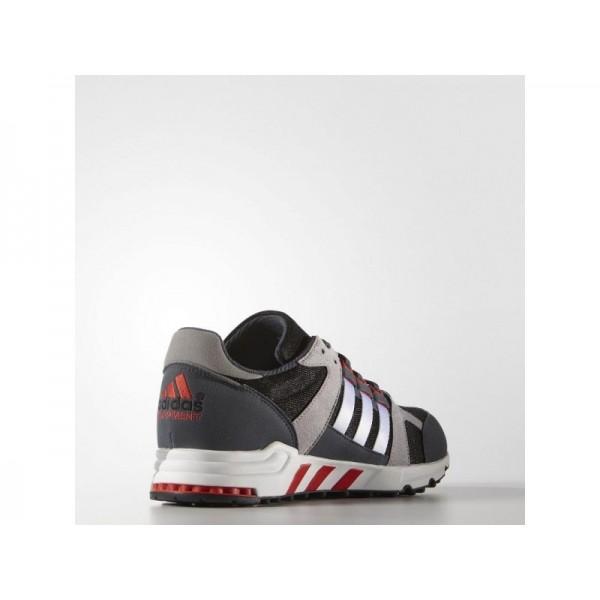 Adidas Damen EQT Originals Schuhe - Black/White/Red S79126