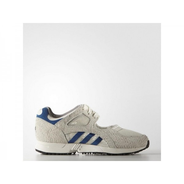 Adidas Damen EQT Originals Schuhe - Off White/Blue/Black S78859