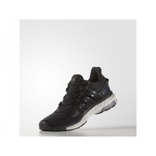 Adidas Damen Energy Boost Running Schuhe - Core Black/Dark Grey/Dgh Solid Grey