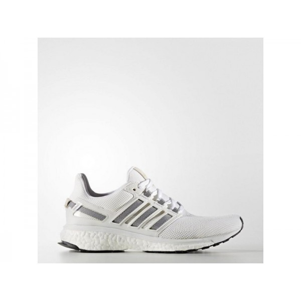 Adidas Damen Energy Boost Running Schuhe Online - Ftwr White/Ch Solid Grey/Crystal White S16