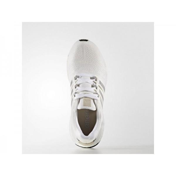 Adidas Damen Energy Boost Running Schuhe Online - Ftwr White/Ch Solid Grey/Crystal White S16