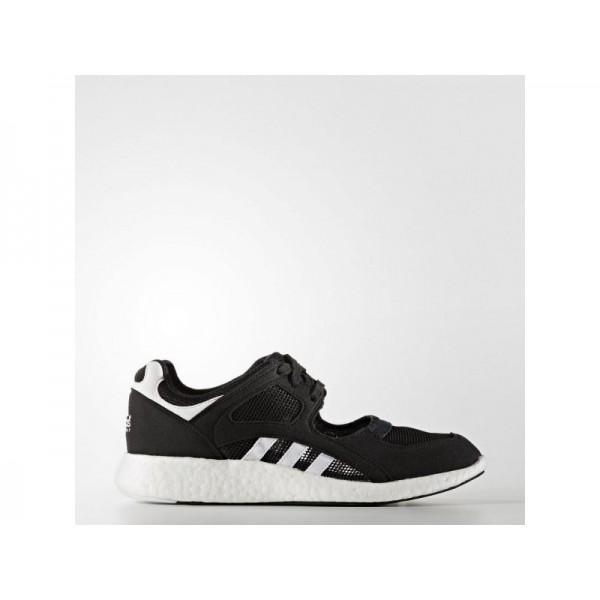 Adidas Damen EQT Originals Schuhe - Black/Ftwr White/Ftwr White