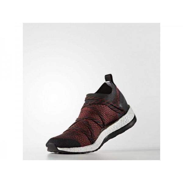 Adidas Damen Pure Boost Training Schuhe - Tribe Orange F14/Black/St Nomad Red S14