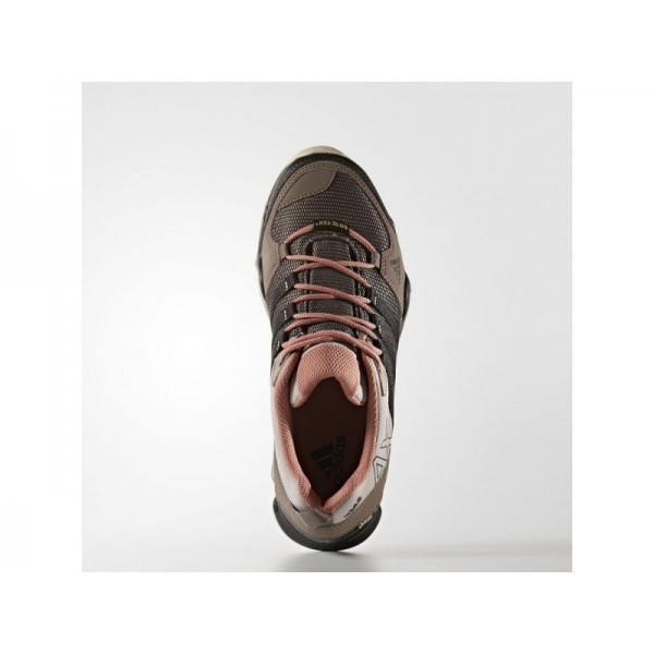 Adidas Damen AX Outdoor Schuhe - Carbon/Black/Sharp Grey Adidas D66497